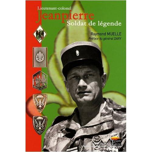 Lieutenant-colonel Jeanpierre 51DRN6sHHUL._SS500_