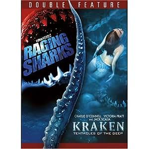 Raging Sharks / Kraken: Tentacles of the Deep