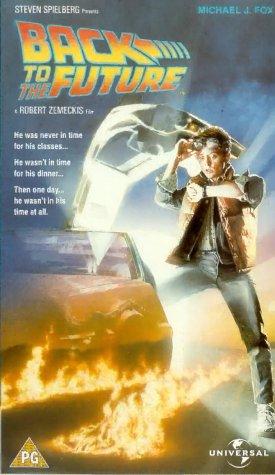 Zurück in die Zukunft [VHS]