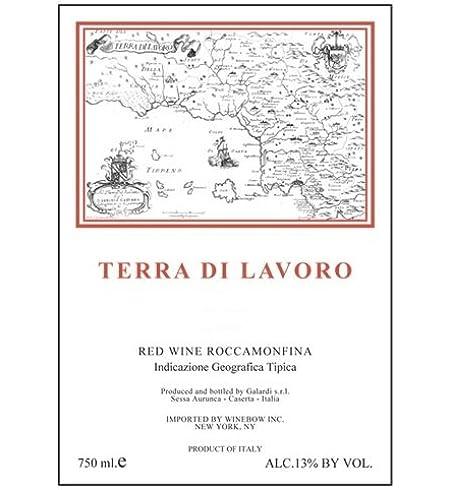 2010 Fattoria Galardi Roccamonfina Terra di Lavoro 750 mL