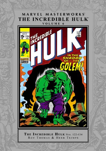 Mmw Incredible Hulk HC 06 (Marvel Masterworks)