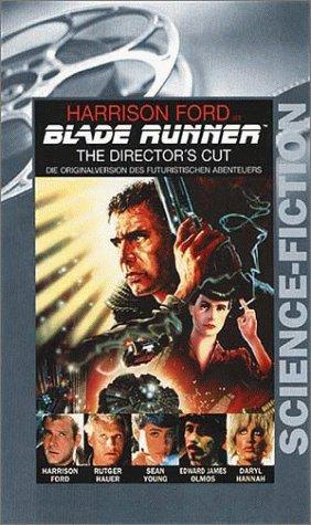 Blade Runner - Director's Cut [VHS]