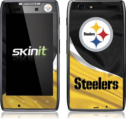 NFL - Pittsburgh Steelers - Pittsburgh Steelers - Droid Razr Maxx by Motorola - Skinit Skin