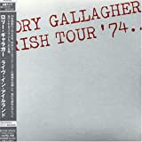 Rory Gallagher Irish Tour '74: Paper Sleeve