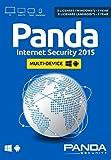 Panda Security Panda Internet Security 2015 Multi Device (6-Users)