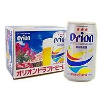 オリオン ドラフトビール 350ml×12缶BOX入りギフトセット