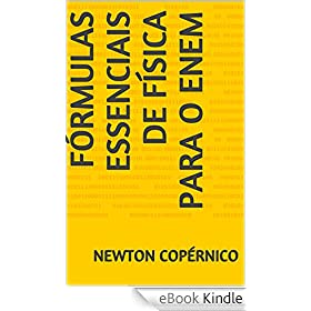 Fórmulas Essenciais de Física para o Enem