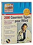 2000 courriers types pour word...