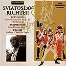 Ludwig Van Beethoven : Piano Sonata No.8 Op.13 Path�tique - Peter Tchaikovsky : Grand Sonata Op.37 - Cesar Frank : Prelude, Choral et Fugue
