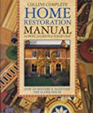 Collins Complete Home Restoration Manual: How to Restore and Maintain the Older House (0004125800) by Jackson, Albert