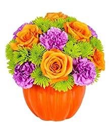 Ranunculus Family - eshopclub Same Day Halloween Flower Delivery - Online Halloween Flower - Halloween Flowers Bouquets - Send Halloween Flowers