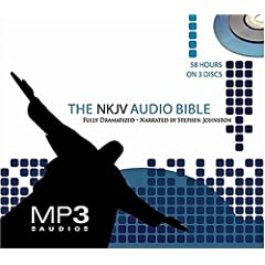 NKJV MP3 Audio Bible
