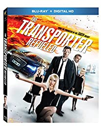 Transporter Refueled, The Blu-ray