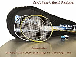 Genji Sports Badminton Rackets New Excel package