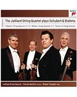 The Juilliard String Quartet plays Schubert & Brahms