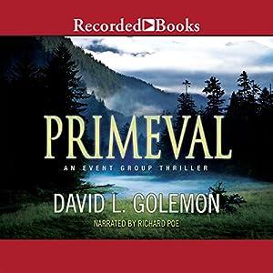 Primeval Audiobook