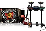 Guitar Hero : Warriors of Rock + guitare + batterie + micro