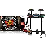 Guitar Hero : Warriors of Rock + guitare + batterie + micropar Activision Inc.
