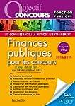 Objectif Concours - Finances Publique...