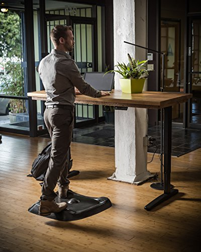 Topo by Ergodriven The Not Flat Standing Desk Anti  : 51DRYtH4u6L <strong>Staples Clear</strong> Desk Mat from bta-mall.com size 400 x 500 jpeg 52kB