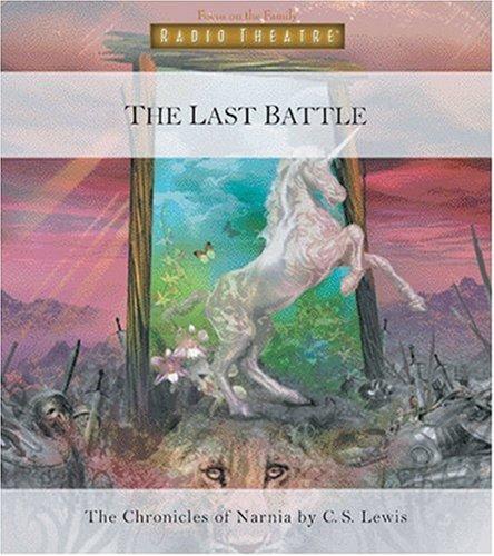 The Last Battle (Radio Theatre), C. S. Lewis