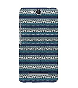Green Tribal Clothing 3D Hard Polycarbonate Designer Back Case Cover for MicromaxBoltQ338