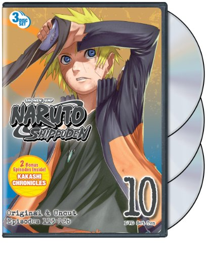 Shippuden Box Set 10