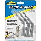 Homax Caulk Around, 3 Pack