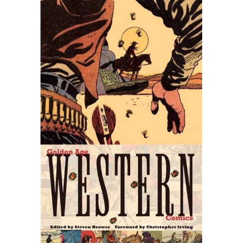 Golden Age Western Comics fra PowerHouse Books