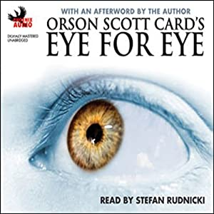 Eye for Eye Audiobook