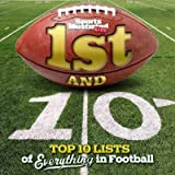 Sports Illustrated For KidssSports Illustrated Kids 1st and 10: Top 10 Lists of Everything in Football [Hardcover]2011