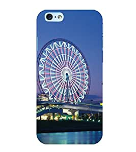 London Eye 3D Hard Polycarbonate Designer Back Case Cover for Apple iPhone 6s Plus :: Apple iPhone 6s+