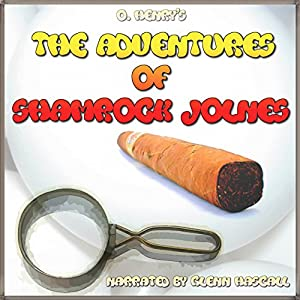 The Adventures of Shamrock Jolnes Audiobook