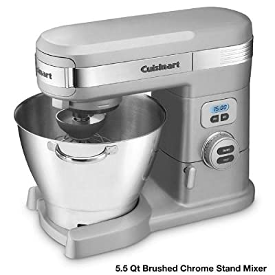 Cuisinart 5-1/2-Quart 12-Speed Stand Mixer by Cuisinart
