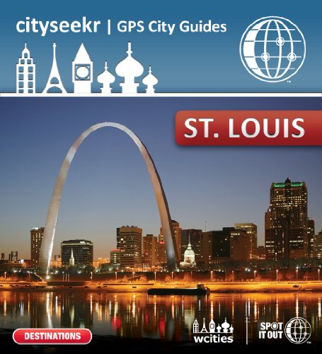 CitySeekr GPS City Guide - St Louis for Garmin 