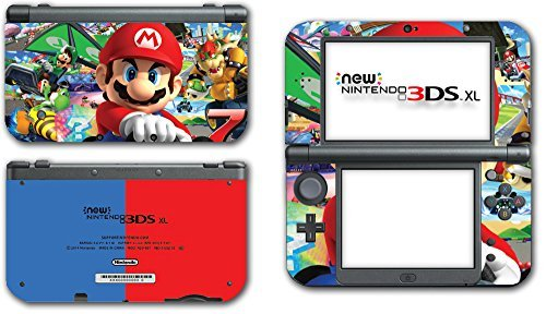 Nintendo 3ds xl mario kart 7 les bons plans de micromonde - Console 3ds xl blanche avec mario kart 7 ...