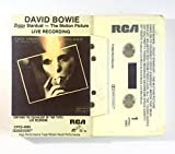 1983 David Bowie Ziggy Stardust The Motion Picture Live Recording : Canadian RCA Cassette CPK2-4862 : Comes with a CD Transfer