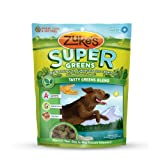 Zukes Supers All Natural Nutritious Soft Superfood Dog Treat, 6-Ounce, Pack of 2