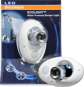 Sylvania 72450 Water Powered LED Shower Light