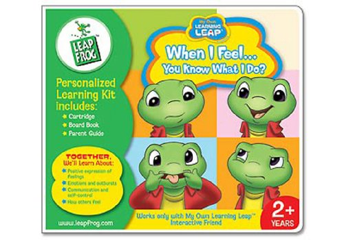 Leap Frog When I Feel You Know What I Do? - 1