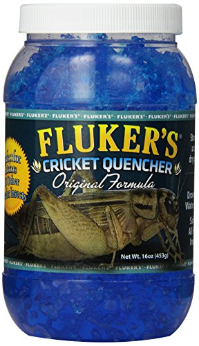 Flukers 16 Ounce Cricket Quencher Original Formula
