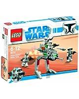 Lego - 8014 - Jeu de construction - Star Wars - Clone Walker Battle Pack