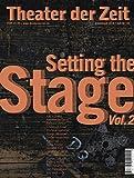 Image de Bild der Bühne, Vol. 2 / Setting the Stage, Vol. 2 (Arbeitsbücher)