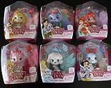 New Disney Princess Palace Pets Furry Tail Friends Set of all 6!