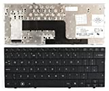 Compaq Mini CQ10-101SA Black UK Replacement Laptop Keyboard