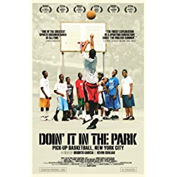 Doin It in the Park: Pick-Up Basketball New York