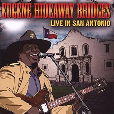 "Eugene ""Hideaway"" Bridges - Texas Electric Blues"