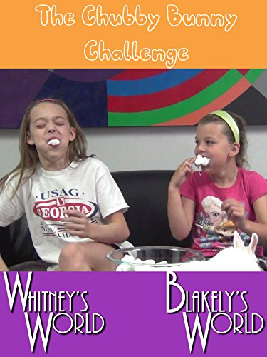 The Chubby Bunny Challenge on Amazon Prime Video UK