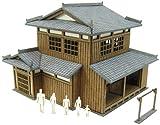 1/220 Miniatuart Petit casa -2 MP01-141 (Arte de papel)