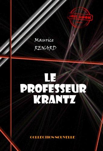 Couverture du livre Le professeur Krantz
